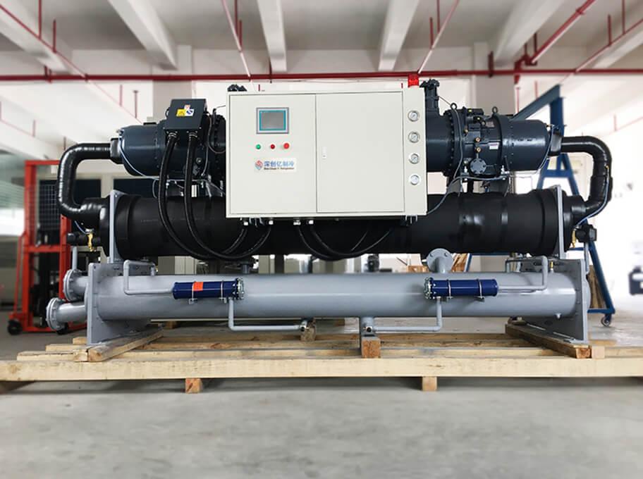 300hp industrial water chiller1