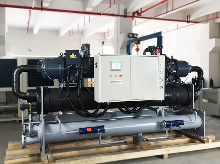 300hp industrial water chiller5